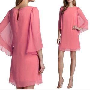 Alice & Olivia pink dress